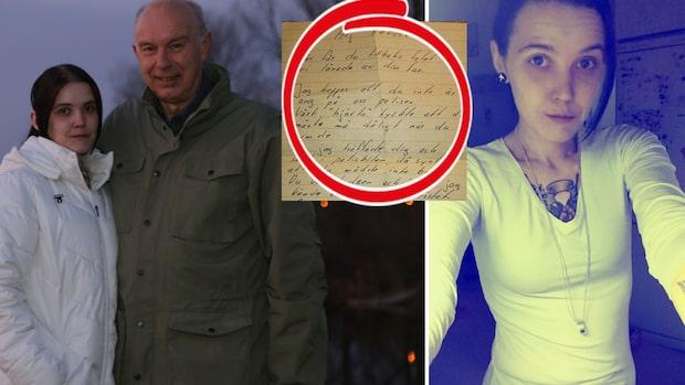 Polisens brev till Rebecka vände allt