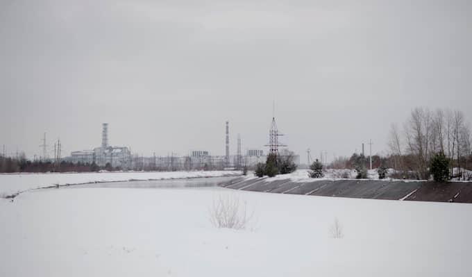 Området i dag. Foto: Martin von Krogh