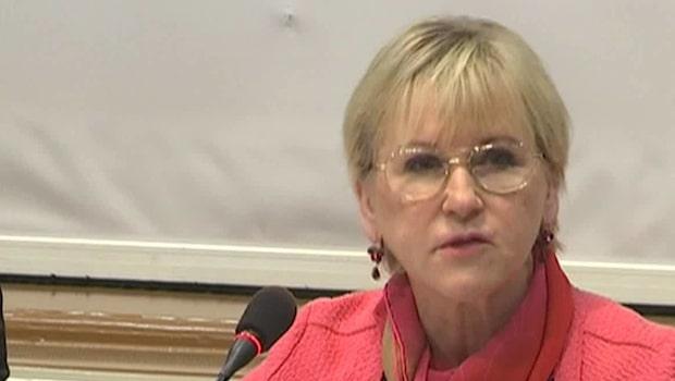 Margot Wallström reser till Palestina