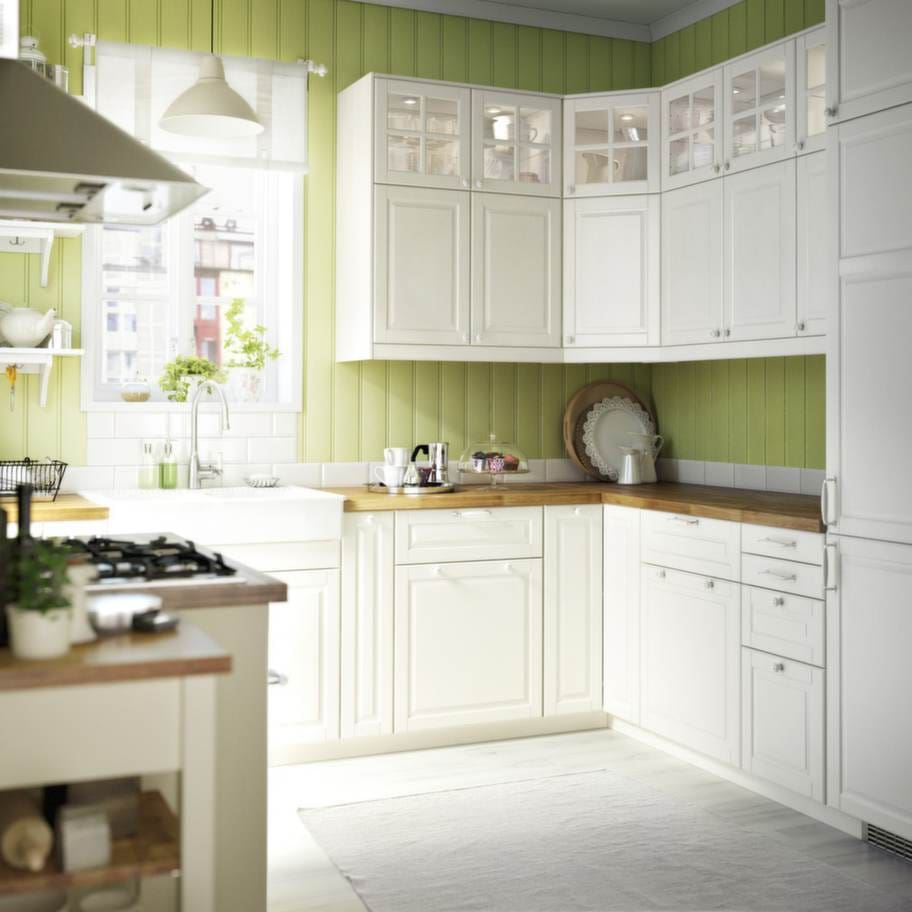 Gront Kok Ikea : gront kok ikea  Gront & lantligt Ikeas nya kok Metod passar oven