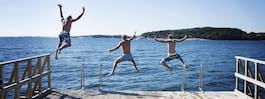 Guide: Göteborgs bästa badplatser