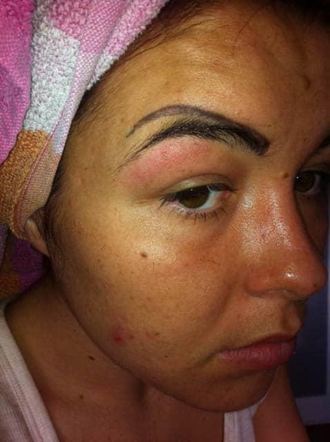 vax för ögonbryn