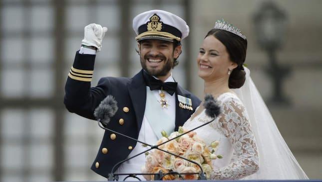 bröllopsresa prins carl philip