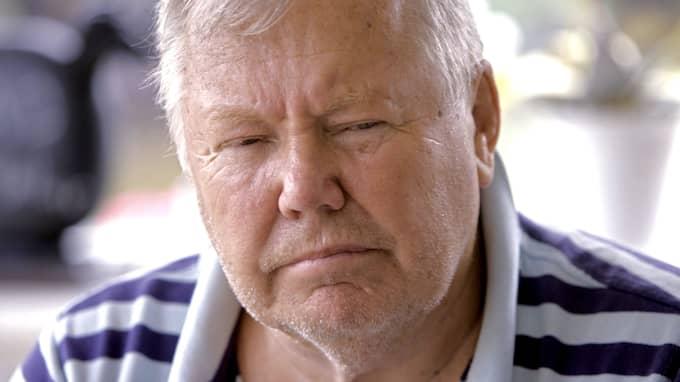 """""""Jag hade hoppats att vi inte skulle behöva driva det så här långt"""", säger Bert Karlsson till NLT. Foto: DRAGAN MITROVIC / GT/EXPRESSEN"""