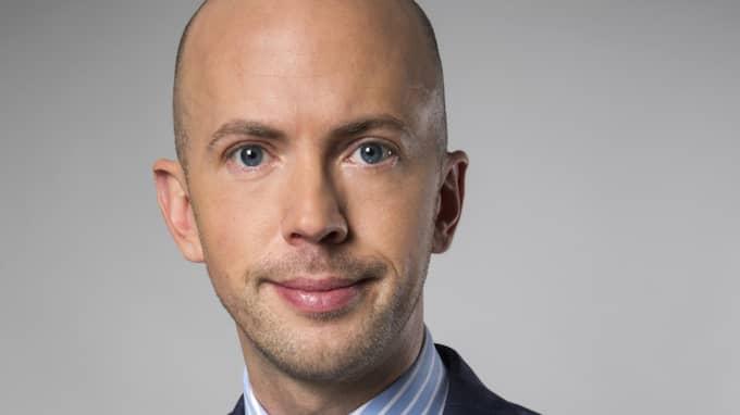 Bromander, infrastrukturministerns närmaste man, har mångdubbelt högre resekostnader än sina kolleger. Foto: Kristian Pohl/Regeringskansliet