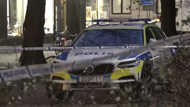 Polisen om explosionen vid Mariatorget i Stockholm