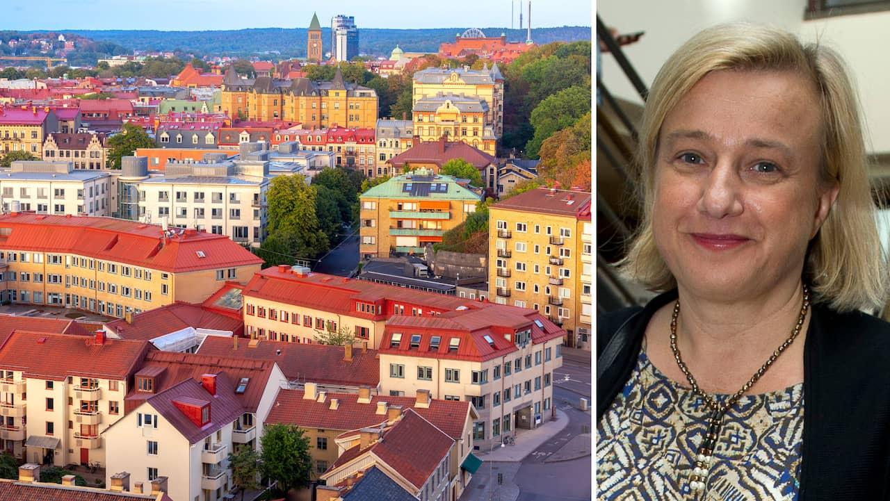 Därför har jättetappet på Göteborgs bopriser uteblivit