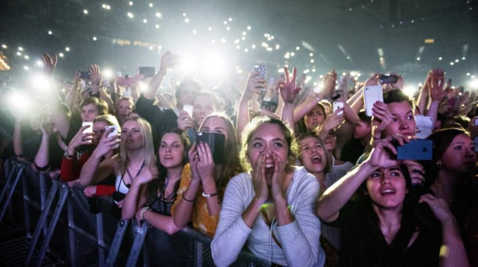 För Avicii började framgångssagan med intresset för datorer och att sjunga. Foto: Emil Nordin