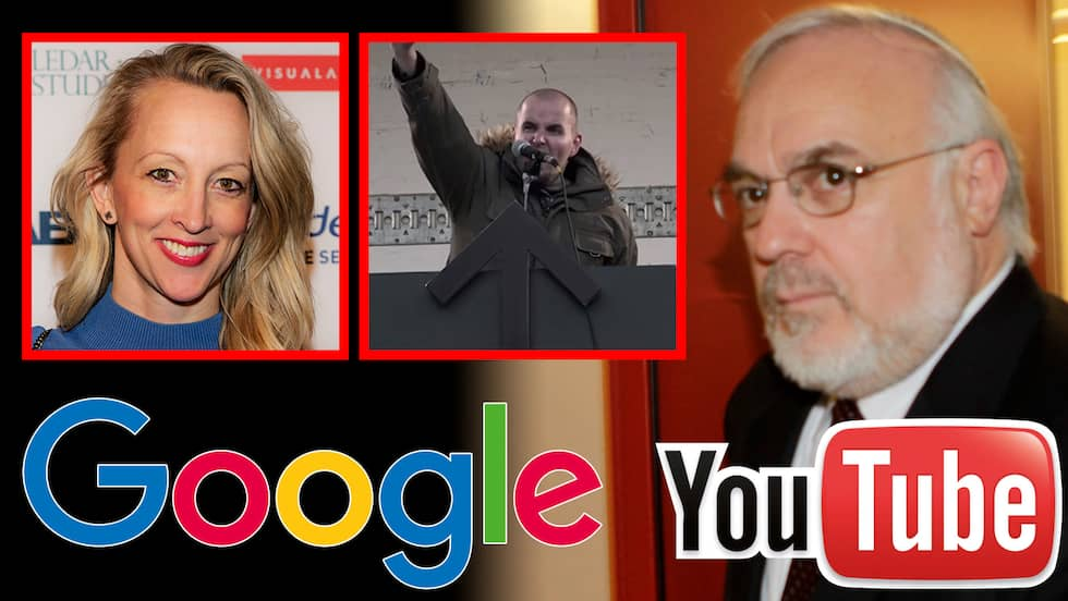 Expressen investigates: • Neo-Nazi videos on Youtube • Widespread hate, threats and harassment • Simon Wiesenthal Center criticises Google
