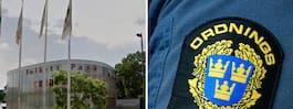Falsk vakt fick jobb i  Folkets park – greps