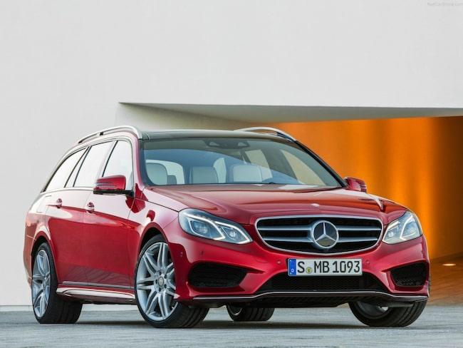 Dyrast: Mercedes C220 CDI 4Matic Kombi S204 kostar 269 568 kronor att äga över tre år.