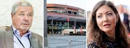 Så festar Malmö-Percy loss inför tusen gäster