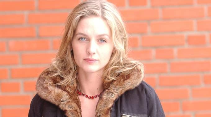 Johanna Sällström Foto: Christer Wahlgren