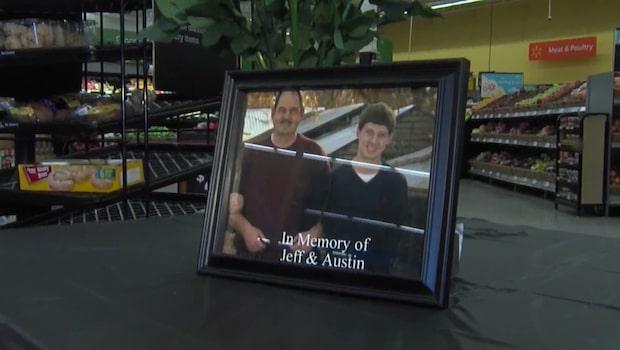 Pappa och son frontalkrockade med varandra – båda dog
