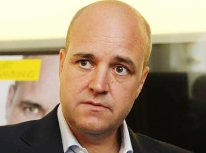 Nu kommenterar statsminister Fredrik Reinfeldt skandalen. Foto: Cornelia Nordström