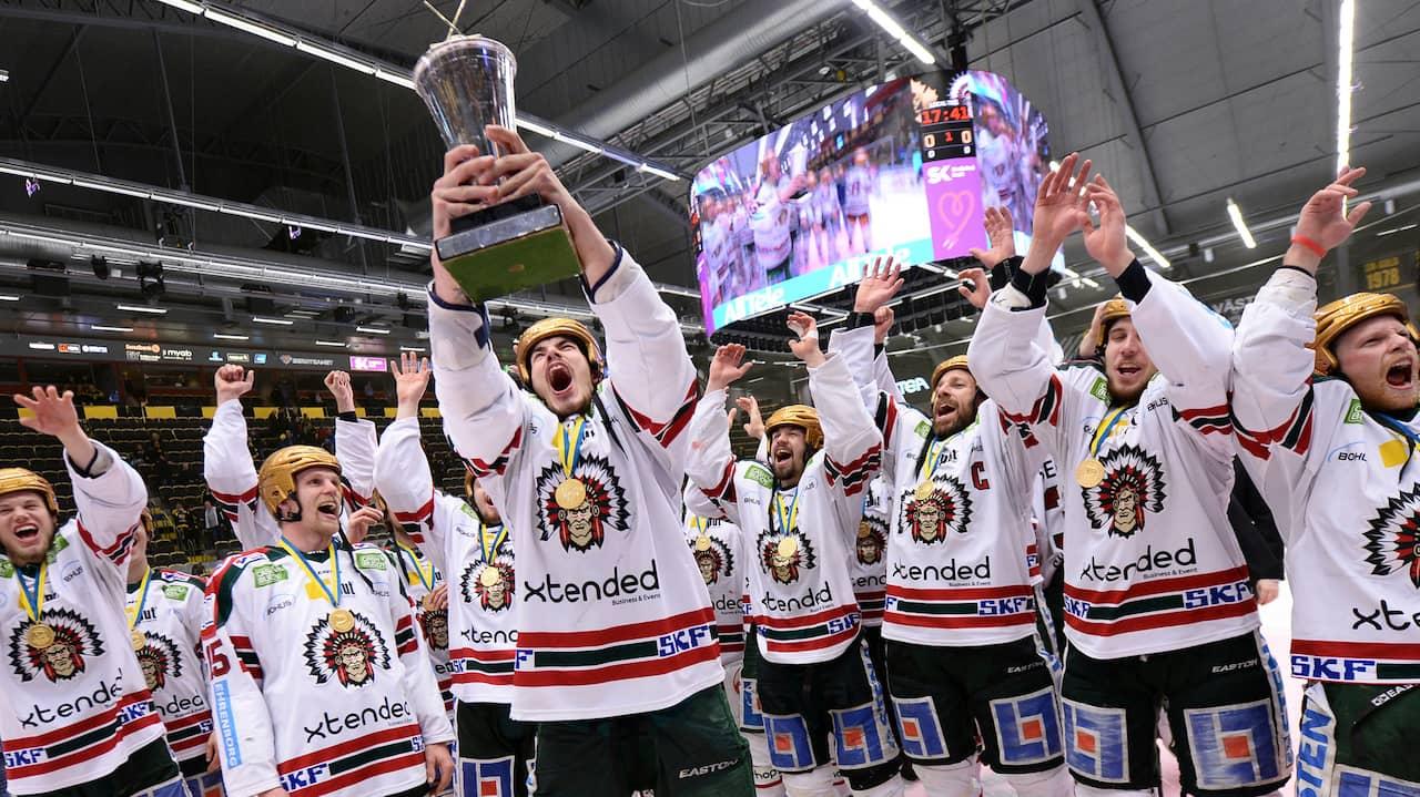 sm slutspel ishockey 2019 resultat