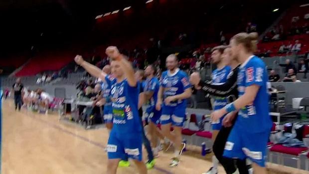 Höjdpunkter: Redbergslid–IFK Skövde
