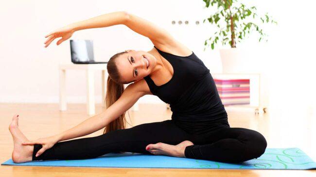 Efter tolv veckor med ett yogapass i veckan hade patienterna högre livskvalitet enligt frågeformulär och dessutom lägre blodtryck och lägre puls än kontrollgruppen.