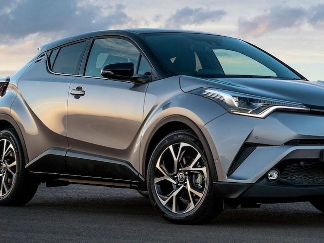 Biltillverkaren Toyota återkallar 3,4 miljoner fordon världen över. Arkivbild.