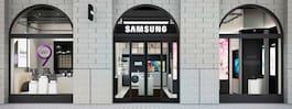 Samsung öppnar paradbutik i Sverige om en vecka