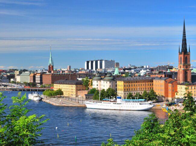 <span>Sverige placerar sig bra på listan.</span>