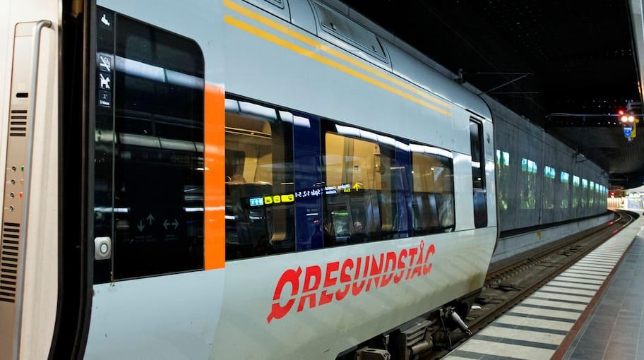 På fredagen kommer det bli stora störningar i tågtrafiken hela