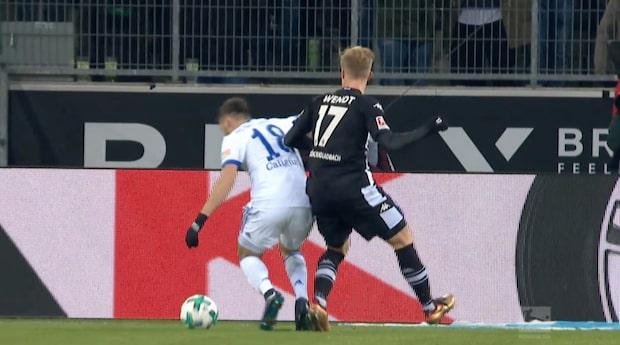 Highlights: B Mönchengladbach-Schalke 1–1