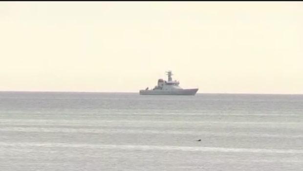 Kvinna saknas efter ubåtsincident - Detta har hänt