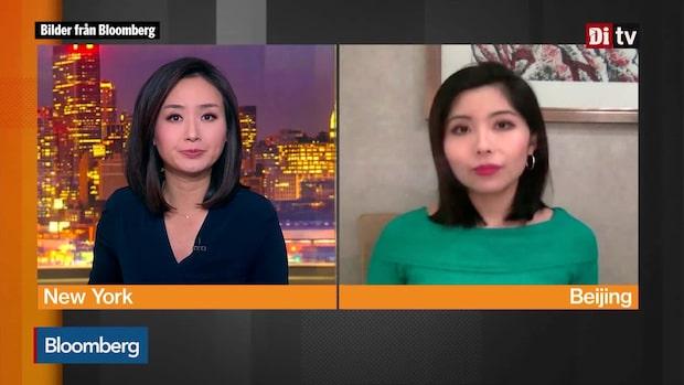 Världens Affärer: Kinabörserna föll brant