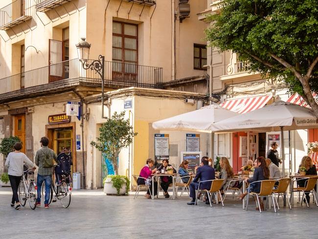 I Valencia finns historia och kultur i överflöd, restauranger med härliga pintxos och tapas och mysiga gamla gränder.