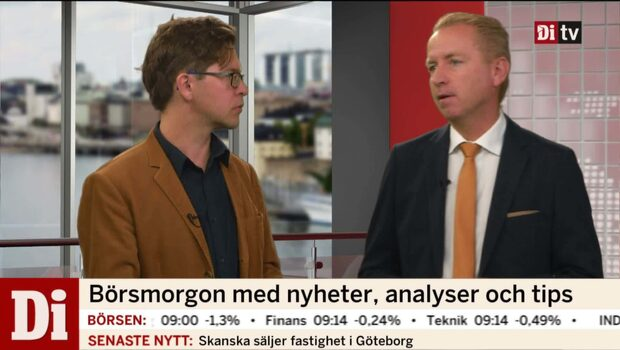 "Olavi: ""Sverige kan hamna utanför"""
