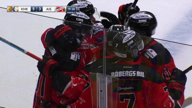 Highlights: Karlskrona-Almtuna