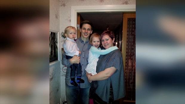 Familjens fruktansvärda tragedi  – två dagar före förlossningen