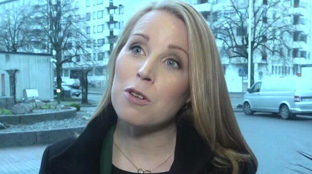 """Annie Lööf: """"Det är ett nej till SD"""""""