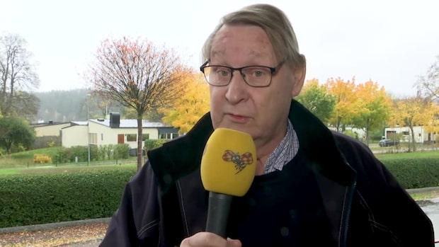 """Ankan"" om relationen till Arne Hegerfors: ""Hörs var 14:e dag"""