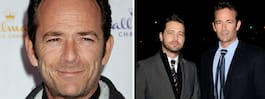 """""""Beverly Hills""""-vännens  fina avsked till Luke Perry"""