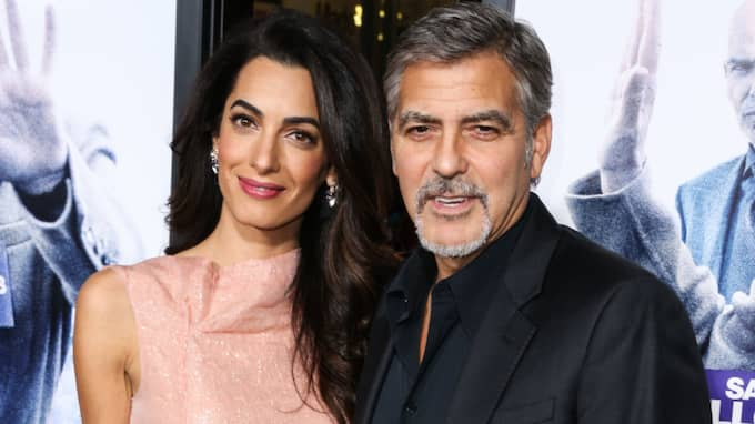Ryktena om att Amal Clooney är gravid har tagit ordentlig fart. Foto: Xavier Collin/Image Press/Splash / XAVIER COLLIN/IMAGE PRESS/SPLASH SPLASH NEWS