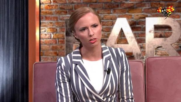 Bara Politik 15 maj: Se hela intervjun med Sara Skyttedal