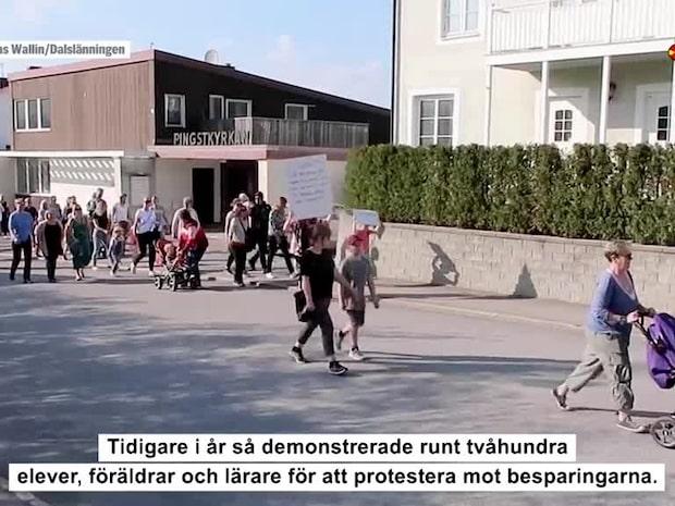 Nödropet från kriskommunen Bengtsfors
