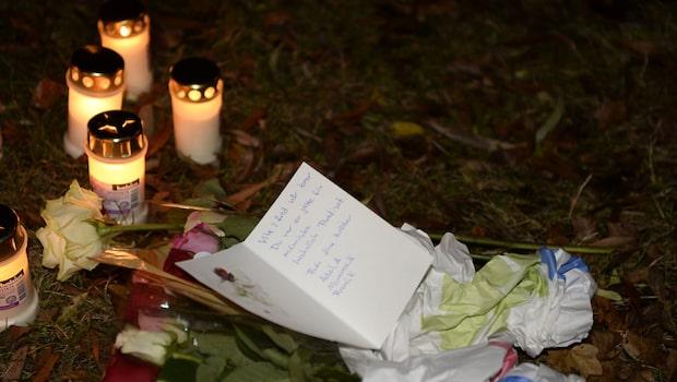 Familjens sorg efter mordet på Rami, 24