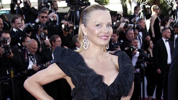 Här är Pamela Andersons stora förändring