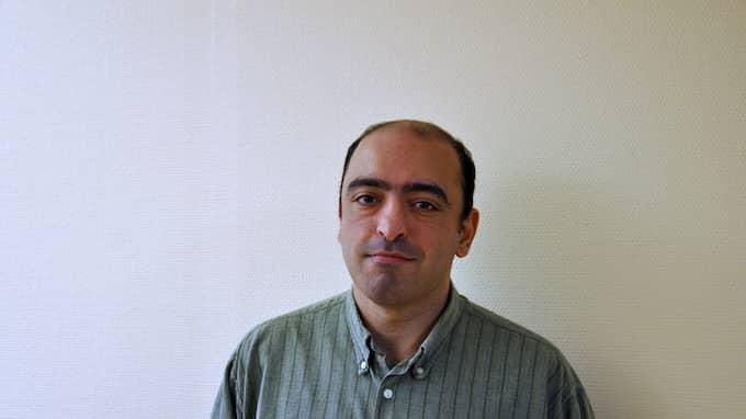 Nima Gholam Ali Pour (SD), kandidat till Malmö kyrkofullmäktige. Foto: PRESSBILD