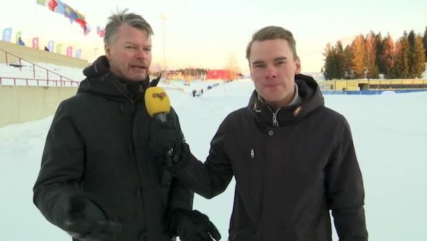 Svensken tvingas böta efter missen