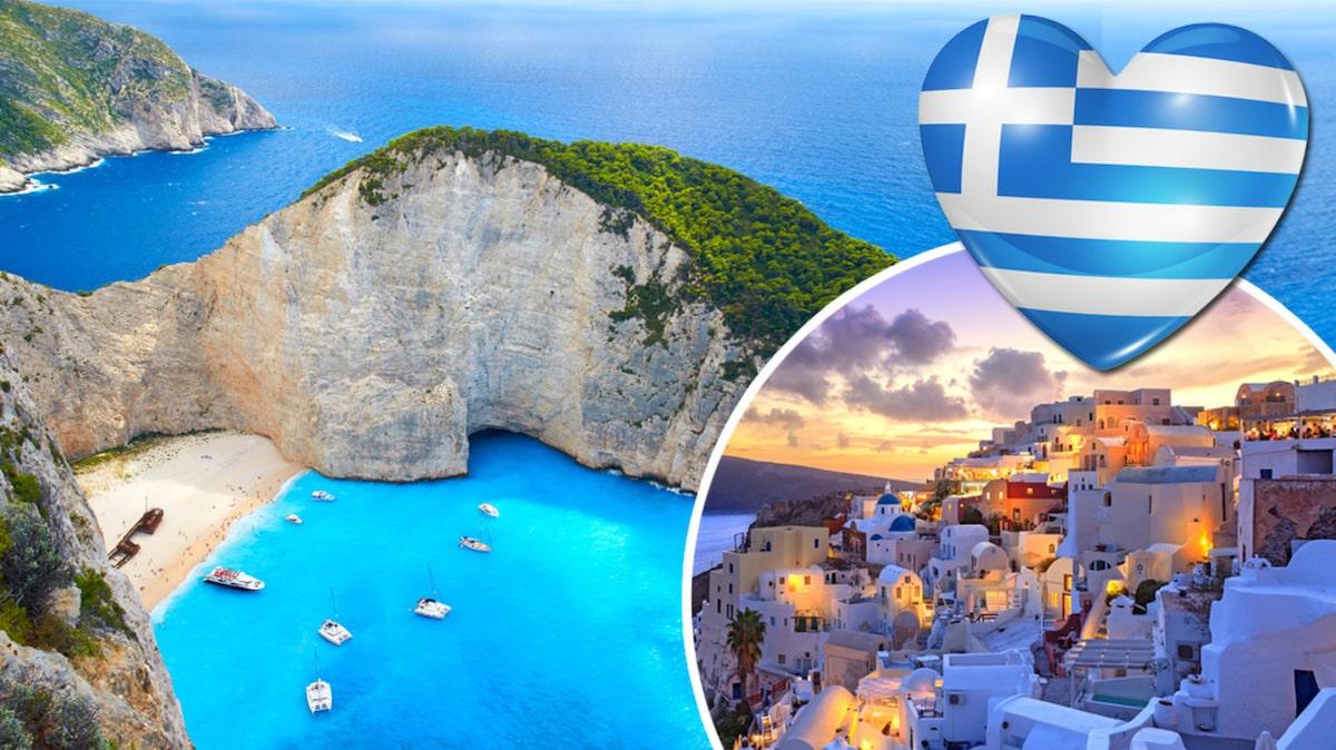 Greklands skonaste oar