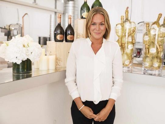 Maya Samuelsson, 30, är Allt om Vin:s nya vinexpert.