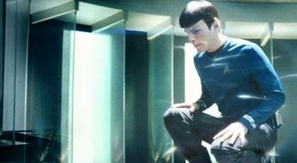 """Nya """"Star trek""""-filmen får fyra getingar i betyg av Expressens recensent. Foto: Planet Photos"""