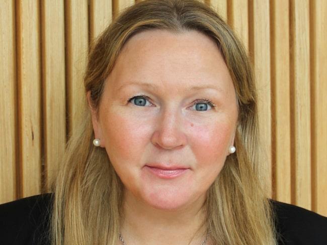 Volvo-chefen Katarina Fjording är på väg att klara ännu ett tufft projekt.