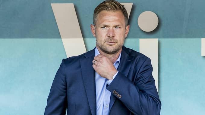 MFF-tränaren Magnus Pehrsson. Foto: CHRISTIAN ÖRNBERG / BILDBYRÅN