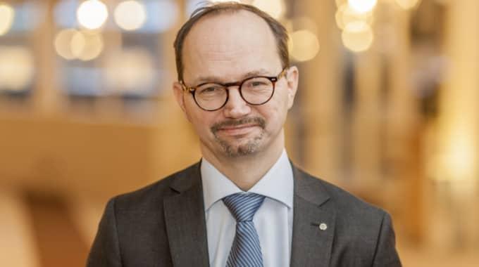Tomas Eneroth, Socialdemokraterna. Foto: Bjorn Nordqvist