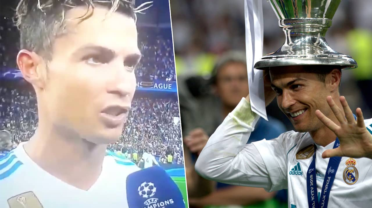 Cristiano Ronaldo med kryptiskt besked till fansen 0b99691eb4ff1